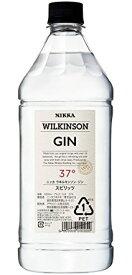 ウィルキンソン ジン 37度 ペット 1800ml ウヰルキンソン