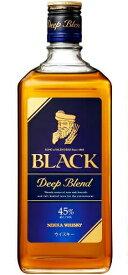 アサヒビール ブラックニッカ ディープブレンド 45度 700ml