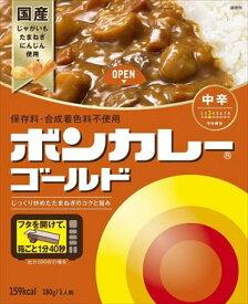大塚食品 ボンカレーゴールド 【中辛】 180g