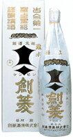 極上剣菱 1800ml 1.8L 【本醸造酒】【剣菱酒造】【兵庫】【02P03Dec16】