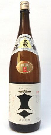 特撰黒松剣菱 1800ml【剣菱酒造】【兵庫】【02P03Dec16】