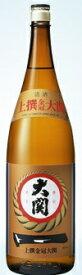 上撰 大関 金冠 15度 1800ml 1.8L【清酒】【大関】【02P03Dec16】