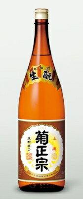 上撰 菊正宗 1800ml 1.8L【本醸造酒】【菊正宗酒造】【02P03Dec16】