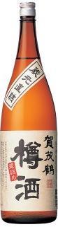 賀茂鶴 樽酒1800ml 1.8L【広島】【賀茂鶴酒造】【02P03Dec16】