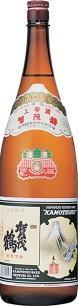 上等賀茂鶴1800ml 1.8L【広島】【賀茂鶴酒造】【02P03Dec16】