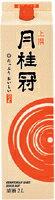 上撰 月桂冠 15度 2L パック 2000ml【京都】【月桂冠】【02P03Dec16】