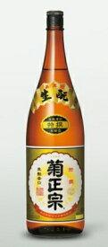 特撰 菊正宗 1800ml 1.8L【本醸造酒】【菊正宗酒造】【02P03Dec16】