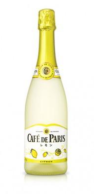 カフェ・ド・パリ レモン 750ml 【スパークリングワイン】【02P03Dec16】