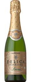 サントリー デリカ スパークリング ルシア 375ml ハーフサイズ【スペインワイン】