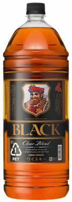 ブラックニッカクリアブレンド4L4000mlペットボトル【ニッカウイスキー】【02P03Dec16】