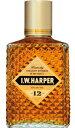 I.W.ハーパー 12年 750ml 43度【バーボン】【02P03Dec16】