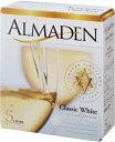 アルマデン・クラシック・ホワイト 5000ml 5L バッグ・イン・ボックス【アメリカワイン】【アサヒビール】【02P03Dec16】