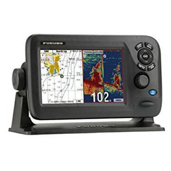 GP-1870F GPS 魚探 7型ワイド 丸型送受波器セット
