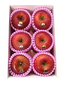【長野県産】ふじ6個入) 【吉英フルーツ】【高級りんご】【高級くだもの】【贈答用】