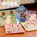 ムーミンコブラン織りコースター【MOOMIN】北欧雑貨プレゼントギフト2018年新春