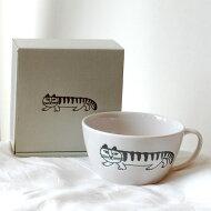 リサラーソンスケッチシリーズスープマグマグカップ300ml【LISALARSONコップマグカップグッズキッチン食器北欧雑貨おしゃれ2018新春】