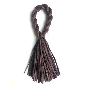 しめ縄 リース 材料 カラー 小紫 37cm L型 手作り アレンジ 正月飾り しめ飾り 玄関飾り