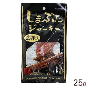 オキハム しまぶたジャーキー(黒胡椒味)25g