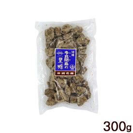 多良間島の黒糖(カチワリ) 300g /沖縄産 純黒糖