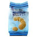 【ナンポー】北谷の塩入り塩ちんすこう(袋)15個入り │沖縄土産 お土産 お菓子│