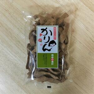 かりん そばかりん 久見特産 島根県 隠岐 そば 蕎麦 菓子 かりんとう 保存料無添加