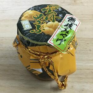 雲丹めかぶ 瓶詰 みやげ山海 池田海産物店 珍味 佃煮 雲丹 うに めかぶ テレビ 人気 イモト