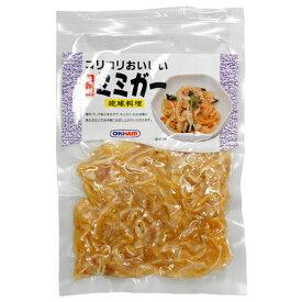 オキハム コリコリおいしい味付ミミガー 80gコラーゲン|美肌|美容|[食べ物>お肉>ミミガー]