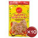 スッパイマンミミガージャーキー 25g 10袋セット|沖縄土産|おつまみ[食べ物>おつ...