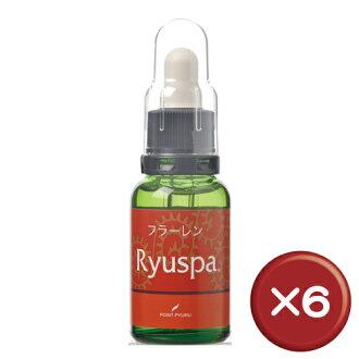 Ryuspa富勒烯精华30ml 6瓶一套富勒烯·透明质酸、甘草流浸液|紫外线|污垢、皱、哈里[冲绳化妆品>皮肤护理>美容液]