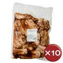 【送料無料】味付軟骨ソーキ 10個セットコラーゲン 通販 土産 お取り寄せ[食べ物>お肉>ソーキ]【point2】