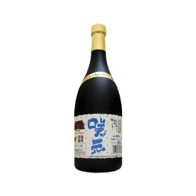 咲元 黒瓶 30度 720ml|泡盛|咲元酒造|咲元[飲み物>お酒>泡盛]