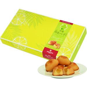 島果のしずく ヒラミーレモンのマドレーヌ20個入り|バレンタイン|ケーキ|エーデルワイス[食べ物>スイーツ・ジャム>ケーキ]