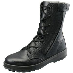安全靴 シモン WS33HiFR 黒 長編上靴 女性用
