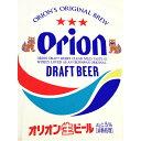 オリオンビール シーサー&ドラフト缶デザインTシャツ( 白 )高品質 綿100% S M L LL サイズ グッズ
