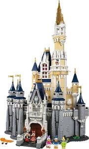 レゴ互換品 ディズニー シンデレラ城 プリンセス Disney LEPIN 子供 プレゼント 誕生日 知育玩具 4080ピース