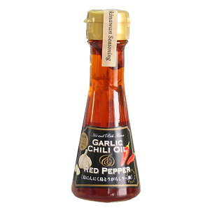 島にんにく島とうがらしラー油 70g 沖縄産 島にんにく 島とうがらし 香味食用油 大幸商事