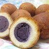 홍우팥고물이 들어가 매우 맛있어요!류큐 명과★홍우서타안다기(6개들이)◆05 P12Jul14