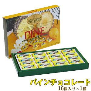 パインチョコレート 16個入り パイナップルチョコ ナゴパイナップルパーク