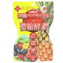 美容 沖縄パイナップル×濃縮酵素 送料無料 7包入×10個(10週間分) ※賞味期限2020年8月21日名護パイン園 | サプリ サ…