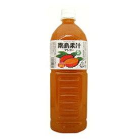 南島果汁 マンゴー 1リットル(希釈5倍) 6本セット【送料無料】