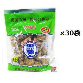 波照間黒糖 ブロック 300g×30袋(1ケース) 沖縄黒砂糖 かちわり