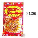 【ミミガージャーキー】23g×12袋セット /沖縄ハム オキハム 「普通郵便」