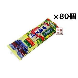 【沖縄そば】だし付き乾麺 マルタケ×80袋セット(4ケース)