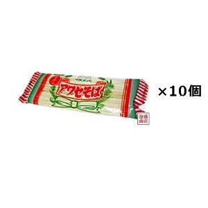 沖縄そば乾麺 アワセそば平めん 270g×10袋セット、