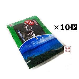 【もずく】乾燥モズク 10個セット 沖縄産 比嘉製茶 / フコイダンたっぷり 生もずくより保存に便利