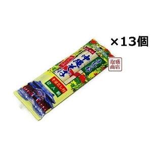 【沖縄そば】乾麺 マルタケ 13袋セット、 ソーキそば にも