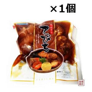 やわらかてびち(豚足) 500g×1袋、 沖縄ハム オキハム