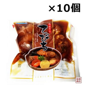 やわらかてびち(豚足) 500g×10袋セット、 沖縄ハム オキハム
