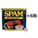 スパム(減塩)SPAM ポークランチョンミート 340g×6缶セット  /沖縄/お土産/おみやげ/土産/ご当地グルメ/スパムおに…