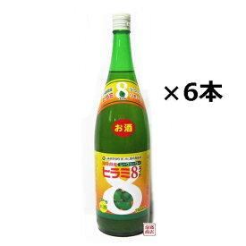 ヒラミエイト リキュール 1800ml 6度×6本セット 沖縄シークヮーサーリキュール 【※お酒です※】